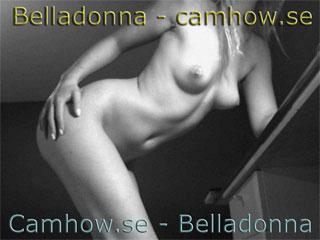 belladonna här på camshow.se
